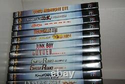 Lot 42 DVD Official Collection Manga Mania Tbe Pal