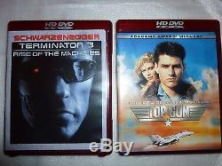 Lot 45 Hd-dvd (no DVD / No Bluray) Of Which Rarities (mentioned)
