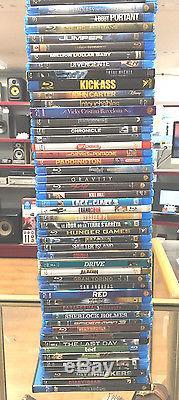 Lot 50 Fims Blu-ray