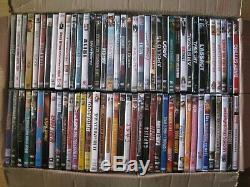 Lot 500 New DVD For 699 Euros