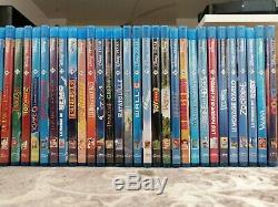 Lot 54 Blu Ray Disney / Pixar