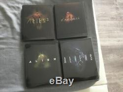 Lot Alien Steelbook Zavvi