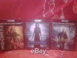 Lot Hd-dvd Us Rare