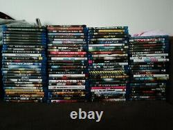 Lot Of 109 Blu-ray