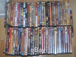 Lot Of 59 Western Western Dvds