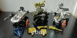 Lot Vehicles Jayce And The Wheeled Warriors Mattel Vintage