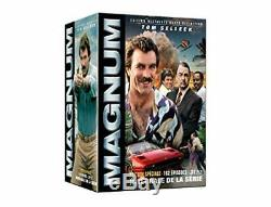 Magnum The Full Seasons 1-8 Blu-ray (special Edition)