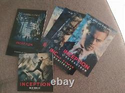 Mallette Dream Machine Inception Blu-ray Combo Limited And Numbered Edition