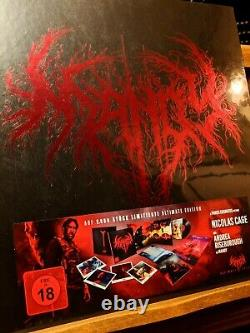 Mandy Ultimate Edition +2 Dvds (+ Cd) (+lp) Blu-ray Limited Edition 2000ex