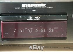 Marantz Ud7006 Blu Ray DVD Player Connected Black Tested Works Ok