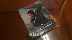 Marvel Captain America The Winter Soldier Steelbook Kimchidvd Fullslip