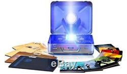 Marvel Cinematic Universe Phase One 10 Blu-ray With Cosmic Cube! Rare Tesseract