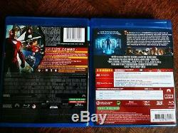 Marvel Lot 15 Blu-ray Like New, Free Delivery In The Global Relay