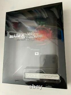 Mega Box Blade Runner 2049 And Toc Steelbook + Blaster + Suitcase + Magnet 3d