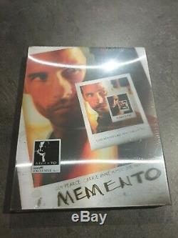 Memento Kimchidvd Edition Steelbook New Lenticular
