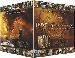 Middle Earth Collection-extended Edition Collector's Edition 18 Wooden Box Blu-r
