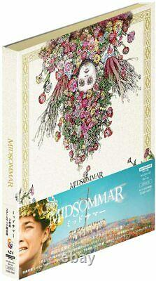 Midsommar Deluxe Edition 4k Ultra Hd - 2 Blu-ray - Steelbook Sends Map
