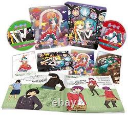 Monogatari Saga 10 Volumes Edition Collector Blu-ray - DVD