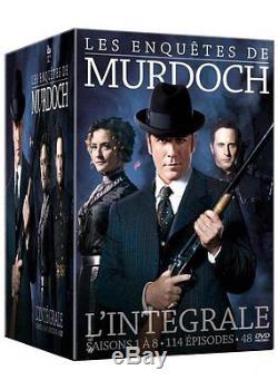Murdoch Entries Season 1 To 8 Nine