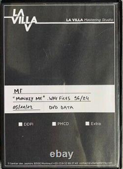 Mylène Farmer Album DVD Master Monkey Me Rare Promo
