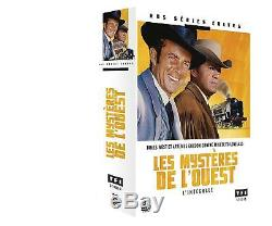 Mysteries Of West Lintégrale On DVD Nine Ed French Series