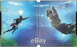 New Thor Ragnarok 4k Uhd Movienex 4k Ultra Hd + 3d + Blu-ray + Hulk