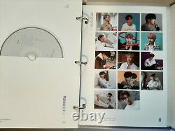 Official Bts Memories Of 2018 DVD With Photocard