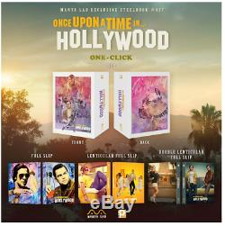 Once Upon A Time In Hollywood Oneclick Manta Lab Preorder