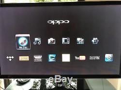 Oppo Bpd-105d Darbee Edition (region-free) DVD / Blu-ray