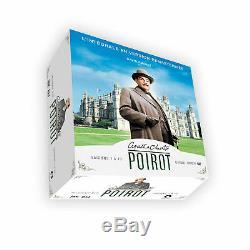 Poirot Integrale Seasons 1 A 13 DVD Box Neuf Blister
