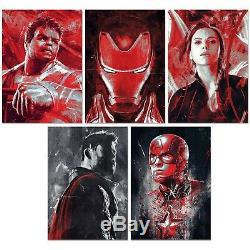 Pre Order Avengers 4k Endgame Zavvi Exclusive Collectors Edition Steelbook