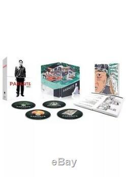 Pre Parasite Control Collector Edition Steelbook Blu Ray Nine Storyboard 28/02