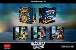 Pre-order Steelbook Hdzeta Back To The Future Special Boxset Edition Nine