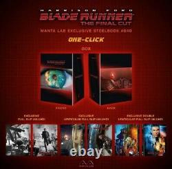 Pre-order Steelbook Manta Lab Me40 Blade Runner One Click New /new