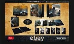 Pre-order Steelbook Trilogy The Hobbit Edition Hdzeta Special Box 4k New