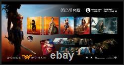 Pre-order Wonder Woman One Click Boxset 3x Fullslip Blufans New