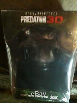 Predator Limited Editon Head 2d 3d Bluray