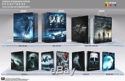Prometheus Blu-ray Steelbook Collector's Maniacs Box Filmarena Fac # 103