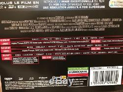Promo Bras Terminator 2 Blu-ray Uhd 3d New 5053083125882