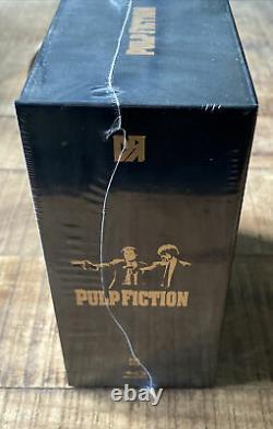 Pulp Fiction One Click Box Novamedia Steelbook New Ultra Rare
