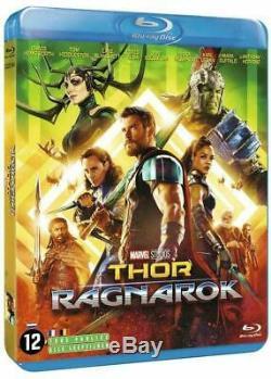 Ragnarok Thor Blu Ray Nine Blister