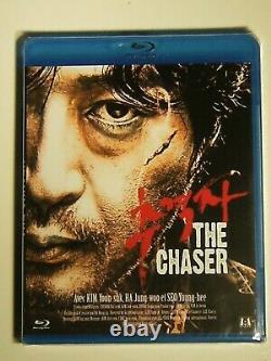 Rare! Blu-ray The Chaser Film By Na Hong Jin With Kim Yoon Suk Neuf