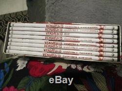 Rare! Box 8 Friday 13 DVD Collection Horror