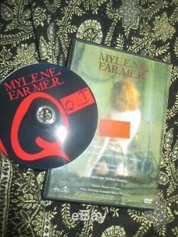 Rare DVD Promo Mylene Farmer Qi