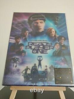 Ready Player One Manta Lab One Click