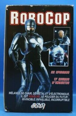 Robocop Set The Complete Series 8 DVD 22 Rare Episodes (5 New Dvds)