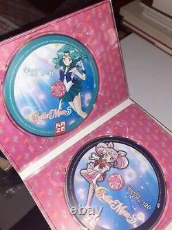 Sailor Moon S Integral Collector DVD Season 3 Kazé