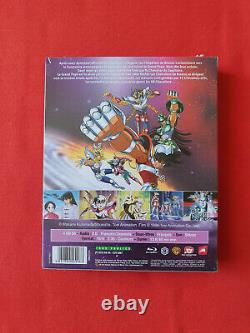 Saint Seiya (knights Of The Zodiac) Full 1 To 114 Blu-ray Edition Hd