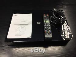Samsung Bd-h8500 Blue Ray 3d DVD Recorder 500 GB