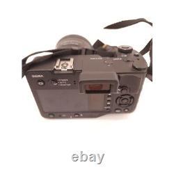 Sigma Sd Quattro Hybrid Camera